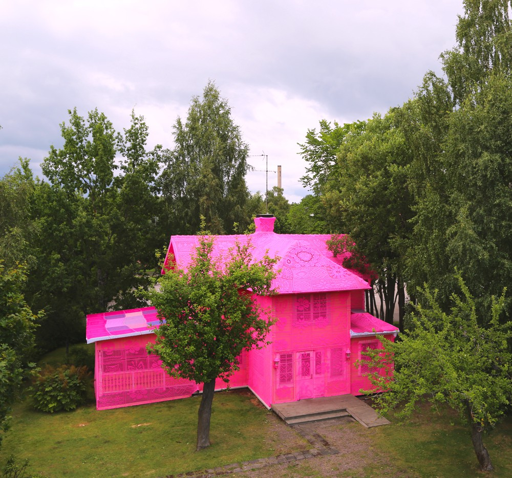 our_pink_house